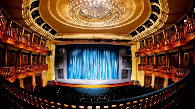 A Thália Színház (Fotó: Thália Színház)